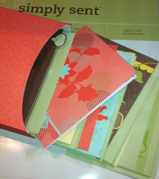 10 great cards! Simply Sent