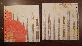 Journal covers, unembellished (Attic Boutique DSP)