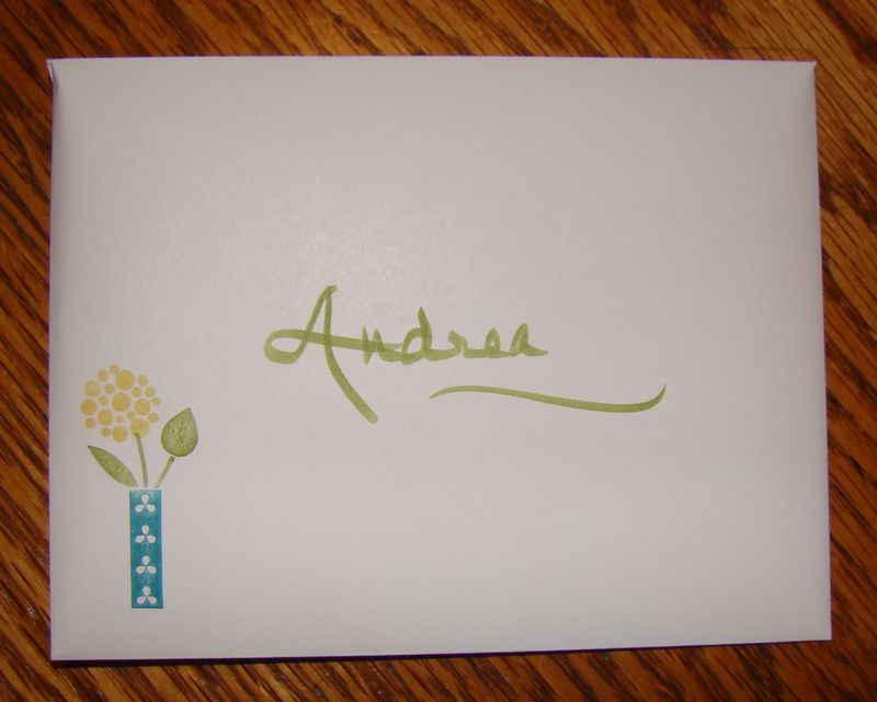Smooch envelope