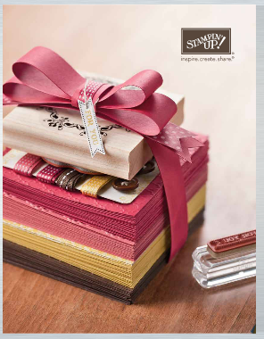 STAMPIN' UP! CATALOG 2012-2013