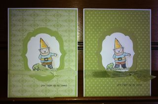 Finished Gnomes