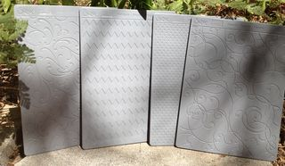 Textures plates- Perfect Details & Stampin' Up! Backgrounds 1 (4) side 1
