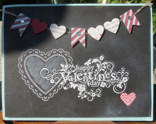 Lisa Kim-chalkboard card front