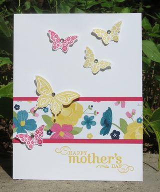 FULL CARD butterflies