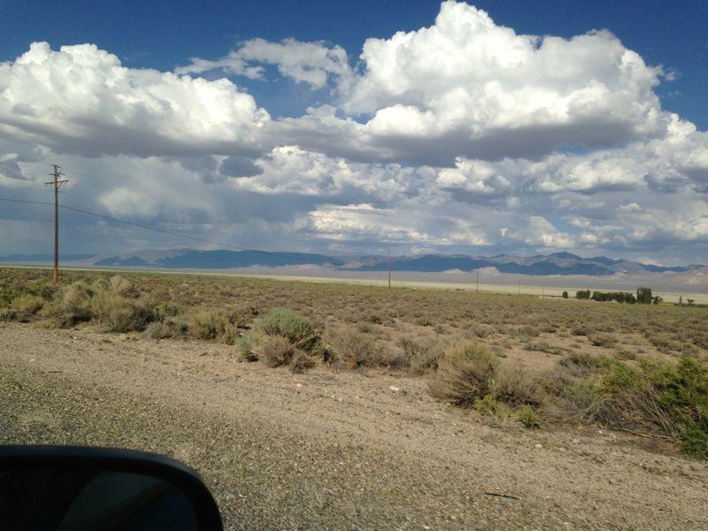Somewhere Nevada
