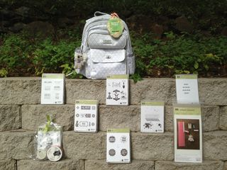 Back Pack & Contents