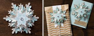 Festive Flurry Ornament Kit, 135813