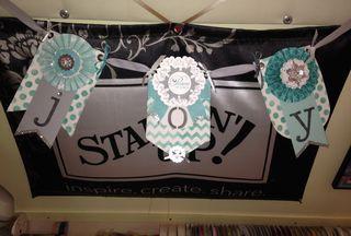 Joy Banner against SU Banner