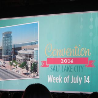 2014 Convention accouncement