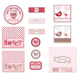 WD-Sweetest Ever Valentine Designer Template Digital Download, 129009, $5.97