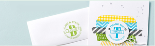 PS-New Personalized Stamp!