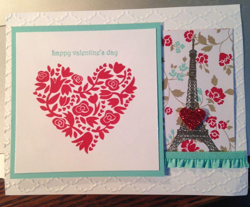 Valentine:parisian