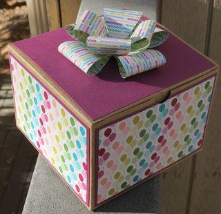 Box, side view